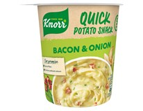 Knorr Snack Bramborová kaše se slaninou a cibulí 1x51g