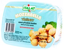 Mozzarella Třešinky uzené chlaz. 2x100g