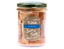 Sun&Sea Tuňák ve vlastní šťávě 1x200g sklo