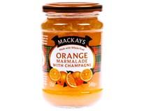 Mackays Marmeláda pomeranč/šampaňské 1x340g