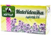 Tea CZ Natur Mateřídouška bylinný čaj 1x30g