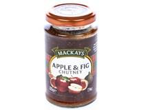 Mackays Chutney jablko/fík 1x225g
