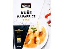 Hamé Kuře na paprice s rýží chlaz. 1x450g