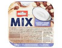 Jogurt mix choco wafles chlaz. 4x130g