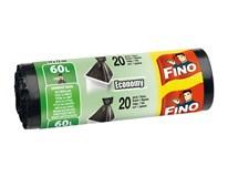 Pytle na odpad Fino Economy HDPE 60L 1x20ks