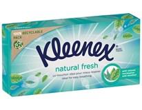 Kleenex Natural Fresh Kapesníky 1x72ks box