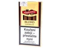 Handelsgold Blond doutníky 1x5ks