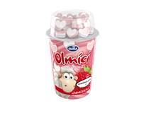 Olmíci Jogurt jahoda s marshmallow chlaz. 10x111g