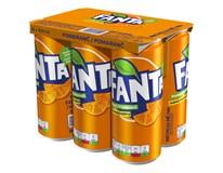 Fanta 6x(4x330ml) plech