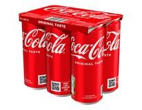 Coca-Cola 6x(4x330ml) plech