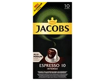 Jacobs Espresso Intenso10 1x10 kapslí
