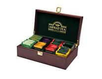 Tea Keeper Ahmad Tea 8x10sáčků hliníkový 1ks
