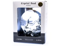 Crystal Head Vodka 40% 6x700ml