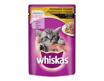 Whiskas Junior Kuře kapsička pro kočky 28x85g