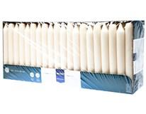 Svíčka Metro Professional 2x18cm slonová kost 100ks