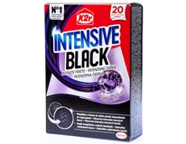 K2r Intensive Black Ubrousky pro intenzitu tmavých barev 1x20ks