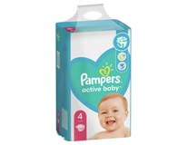 Pampers Active Baby Maxi S4 pleny 1x132ks