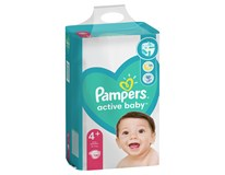 Pampers Active Baby Maxi S4 pleny 1x120ks
