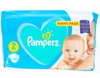 Pampers Active Baby Plenky dětské M7 S2 1x100ks
