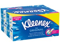 Kleenex Original kapesníky 3-vrstvé 4x80ks box