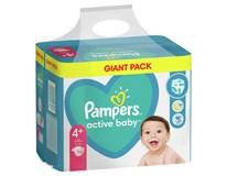 Pampers Active Baby Plenky dětské M7 S4P 1x70ks