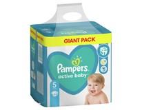 Pampers Active Baby Plenky dětské M7 S5 1x64ks