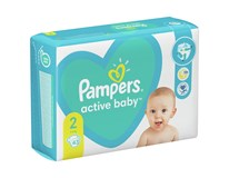 Pampers New Baby Carrypack S2 plenky 1x43ks