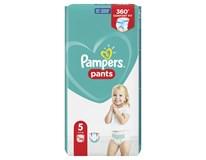 Pampers Active Baby S5 plenkové kalhotky 1x56ks