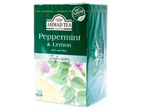 Ahmad Peppermint&Lemon čaj 1x40g