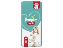Pampers Active Baby Extra Large S6 plenkové kalhotky 1x50ks