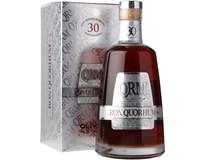 Quorhum 30 Anos Aniversary rum 40% 6x700ml