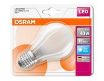 Žárovka Osram LED 4W E27 Filament FR studená bílá 1ks