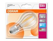 Žárovka Osram LED 6,5W E27 CL studená bílá 1ks