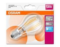 Žárovka Osram LED 8W E27 Filament CL studená teplá 1ks