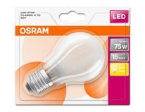 Žárovka Osram LED 8W E27 Filament FR teplá bílá 1ks