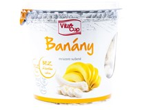 Vitacup Banán lyofilizovaný DE 1x45g