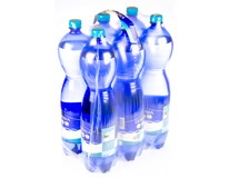 Gemerka minerální voda perlivá 6x1,5L PET