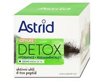 Astrid Citylife Detox hydratační krém 1x50ml