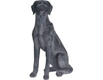 Pes sedící 44x27x65cm 1ks