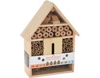 Domeček pro hmyz 30cm 1ks