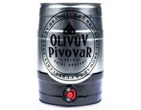 Olivův pivovar Kníže Václav pivo 1x5L