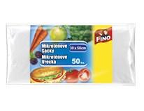 Sáčky mikrotenové Fino 30x50cm 50ks