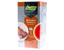 Pickwick Tea Master Selection čaj rooibos/vanilla 1x50g
