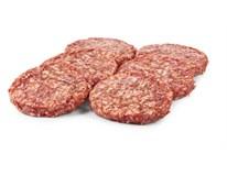 Hovězí hamburger 100g/ks mraž. 1x5kg karton
