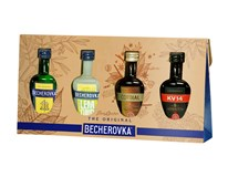 Becherovka Co. 14,4-38% 20x(4x50ml)