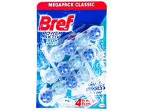 Bref Power Aktiv Ocean wc blok 3x50g