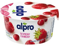 Alpro Alternativa jogurtu malina/brusinka chlaz. 1x150g
