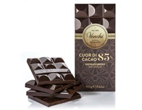 Venchi Čokoláda hořká 85% 1x100g