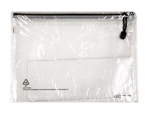 Desky Sigma ZP01 A4 PVC zip 1ks