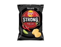 Lay's Strong chipsy chilli/limetka 14x65g